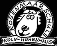 Das Schaf-Logo der Rosenmaarschule